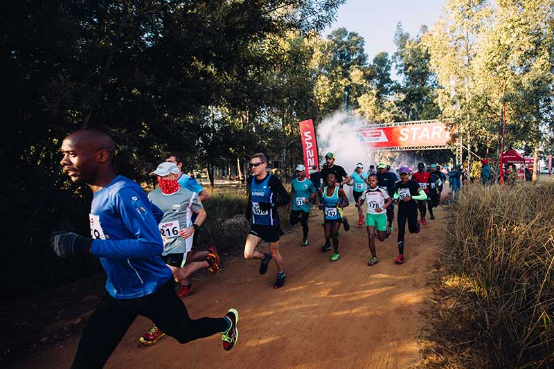 2019 Trailseeker Trail Run Series Entries